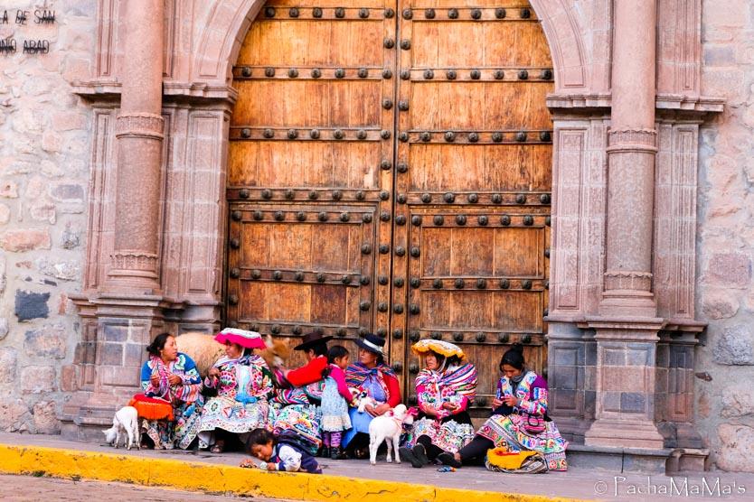 Cusco ombelico del mondo
